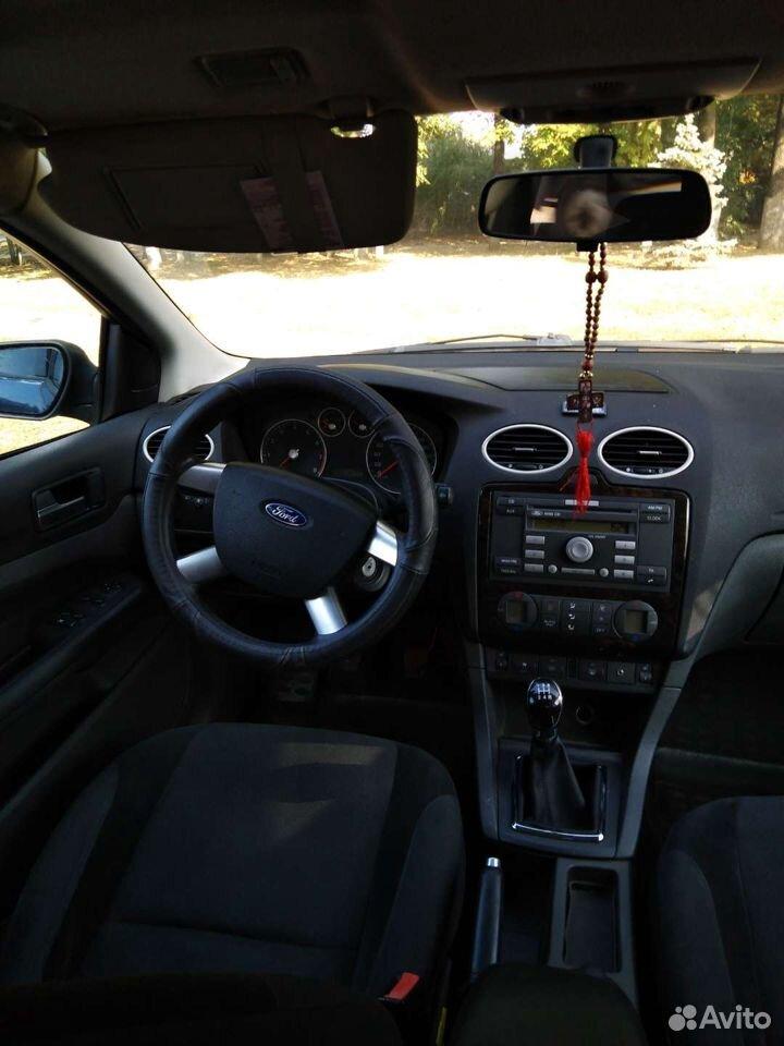 Ford Focus, 2005  89606372395 купить 10
