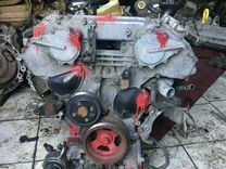 Двигатель infiniti fx35 m35 g35