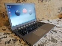 Презентабельный игровой ноутбук. Доставка