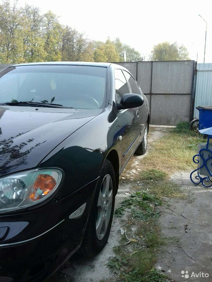 Nissan Maxima, 2003  89065756802 купить 6