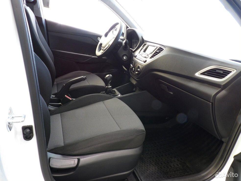 Hyundai Solaris, 2020  84725410435 купить 7