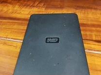 Внешний жёсткий диск wd 3 тирабайта