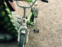 Велосипед двухколёсный 14 радиус