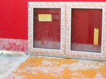 Пластиковые окна 1102х804 мм