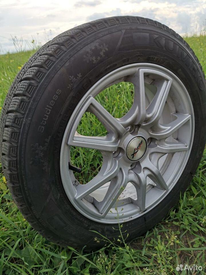 Комплект колес на зиму  89155368707 купить 1