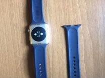 Apple watch 42 mm series 1 Gd Al Mdnt Bl Sport Mod
