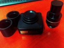 Видеоокуляры ToupCam для микроскопа — Фототехника в Москве