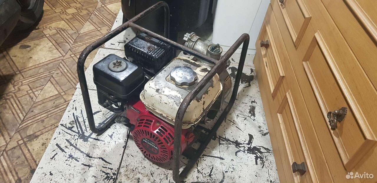 Двигатель honda GX-120  89110247807 купить 1