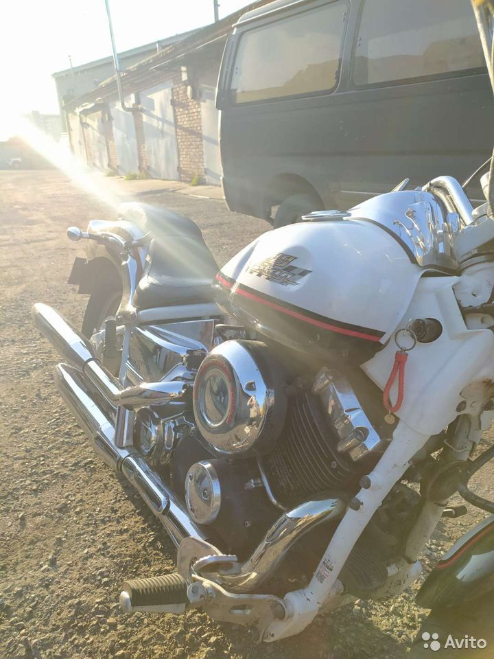 Yamaha Drag Star 400  89141706756 купить 6