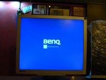 Монитор BenQ Q9T4 и lg flatron l1720b