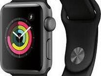Часы Apple watch s3, 38mm