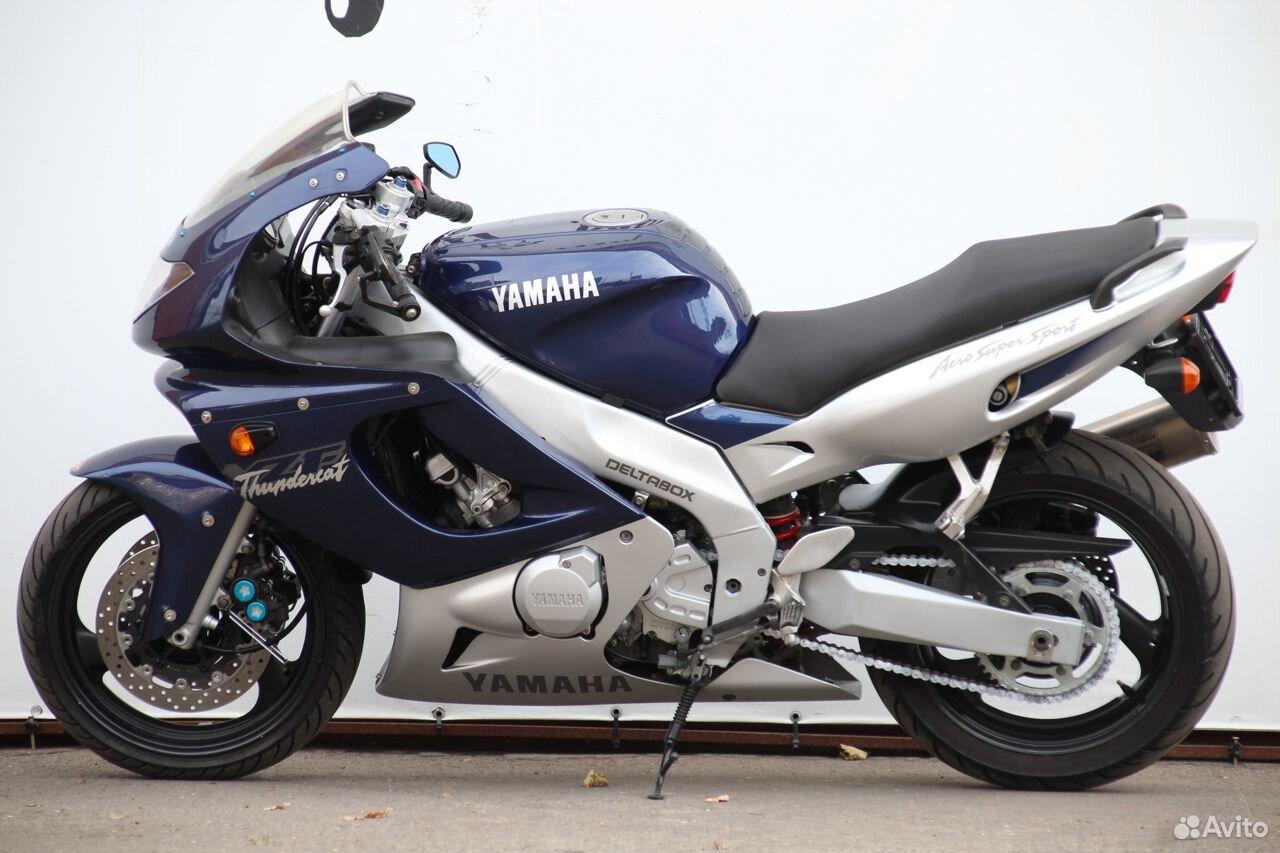 Yamaha YZF 600 R (1494) кредит  88007008942 купить 10