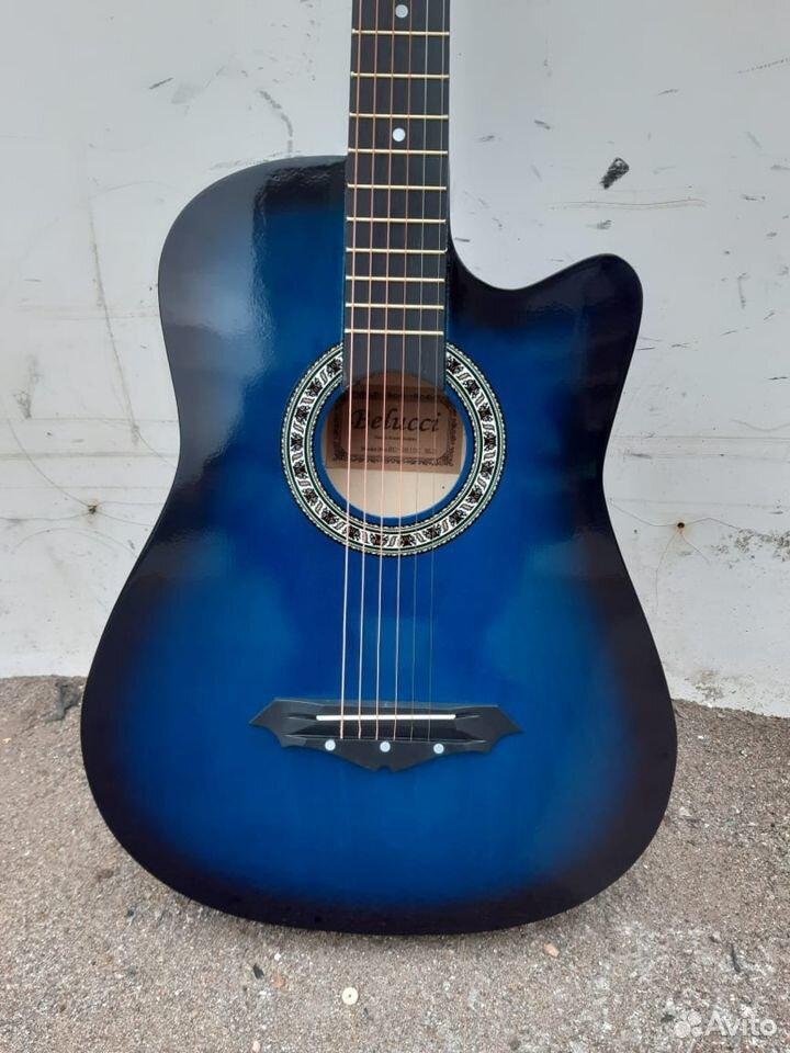 Гитара Belucci BC3810 BLS  89297550094 купить 2