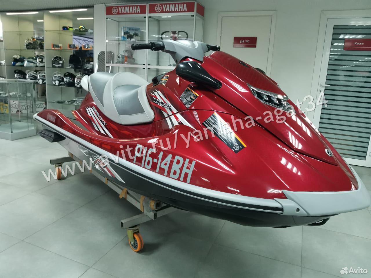 Гидроцикл yamaha VXR  88442984904 купить 2