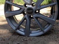 Литые диски R16 на Nissan Qashqai новые 4 шт