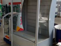 Холодильная горка витрина