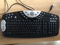 Клавиатура defender б/у