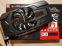 Radeon RX 560 Sapphire pulse 4GB — Товары для компьютера в Волгограде