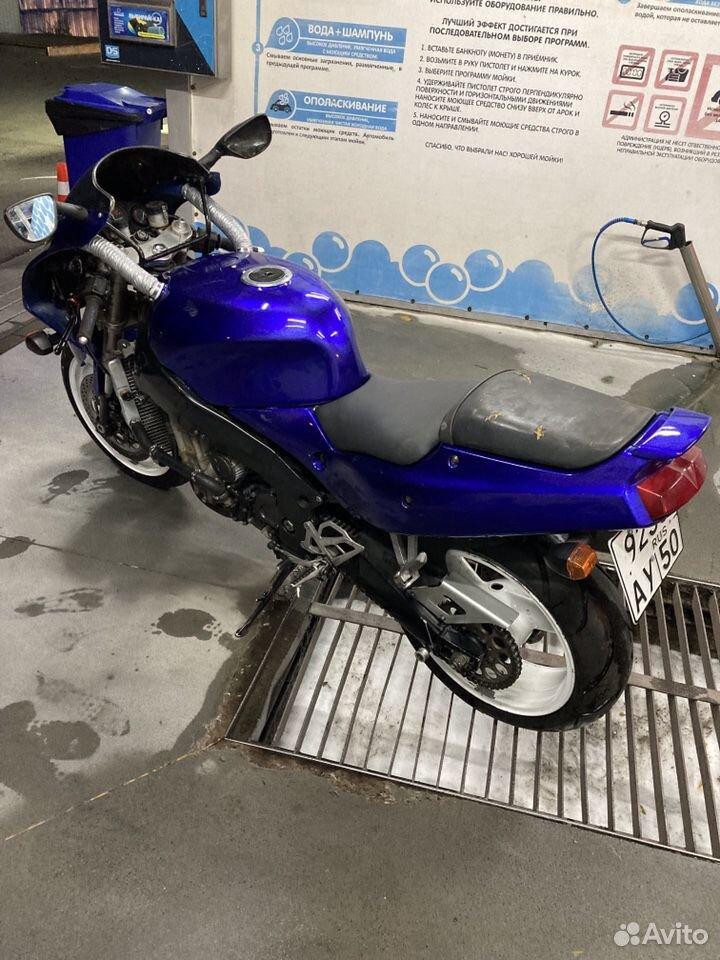 Kawasaki zxr750  89100402079 купить 4