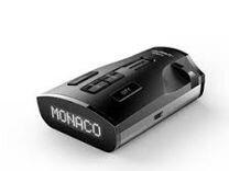 Радар-детектор GPS Silverstone Monaco — Запчасти и аксессуары в Краснодаре