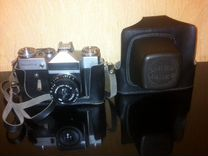 """Фотоаппарат """"Зенит-Е"""" с объективом industar-50-2 3"""