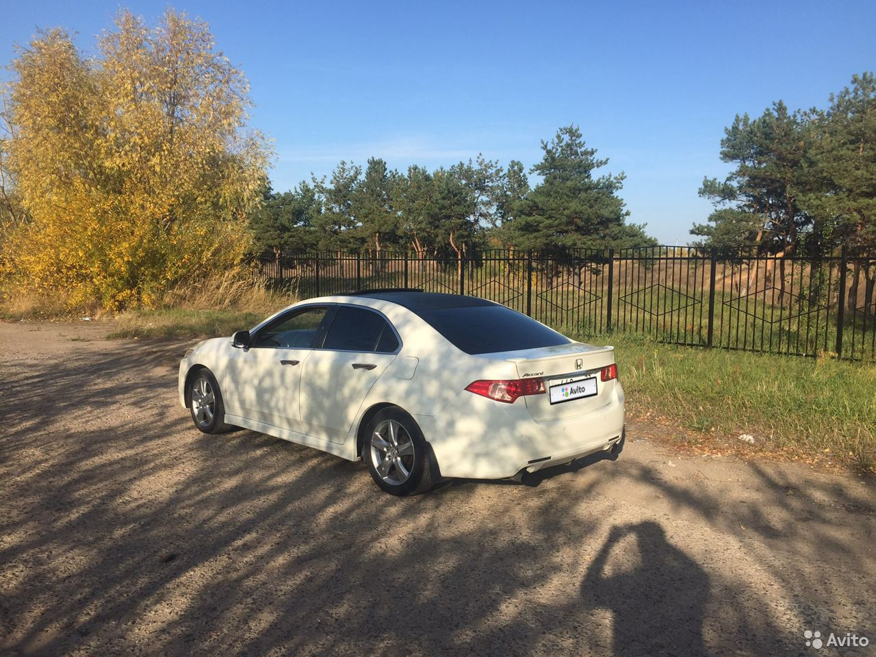 Honda Accord, 2011  89093574225 купить 3