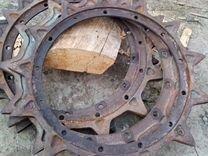 Газ 71 Венец колеса ведущего (рмш) для газ 71