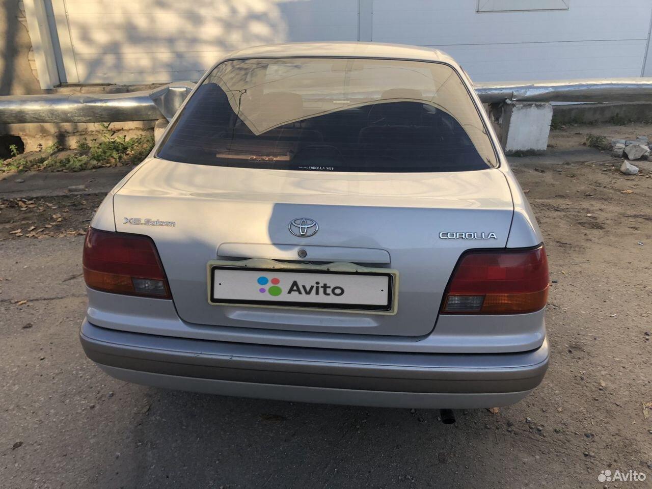 Toyota Corolla, 1996  89098155727 купить 3