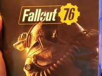 Fallout 76 (PS4) Диск