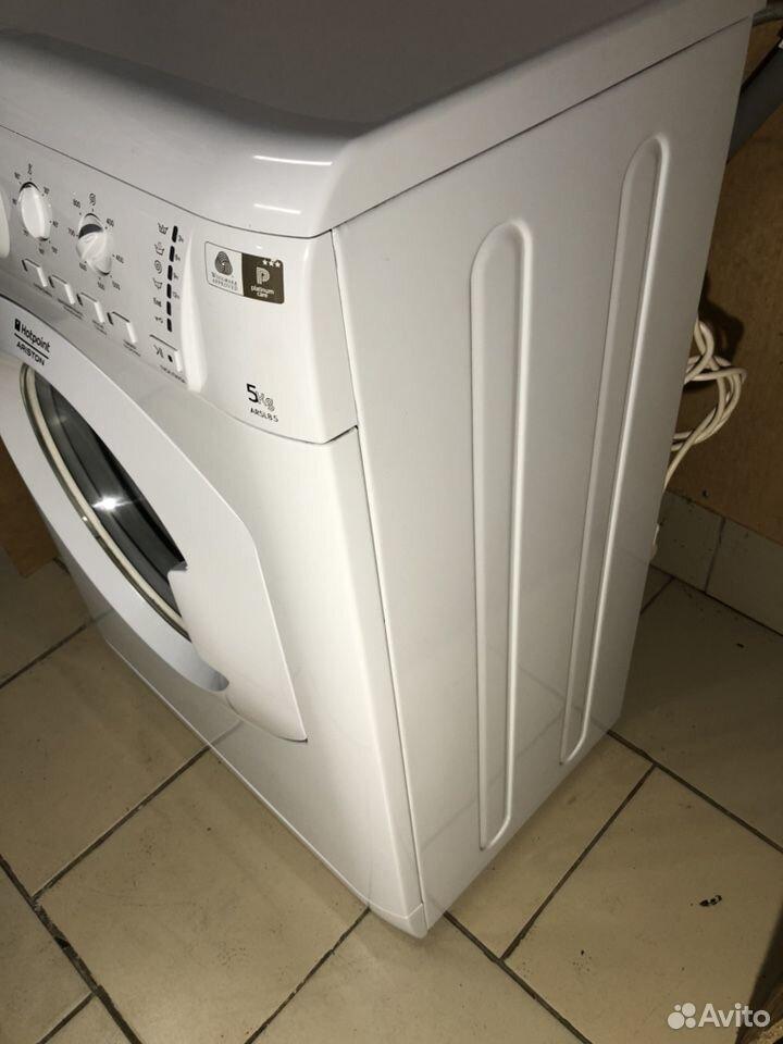 Стиральная машина Hotpoint Ariston 5kg  89215845417 купить 2