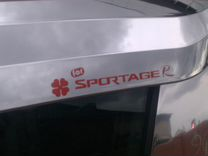 Дефлекторa на окна Sportage 3 (корея)