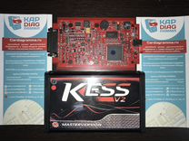 Kess 2.47 Доработанный евроклон для чип-тюнинга