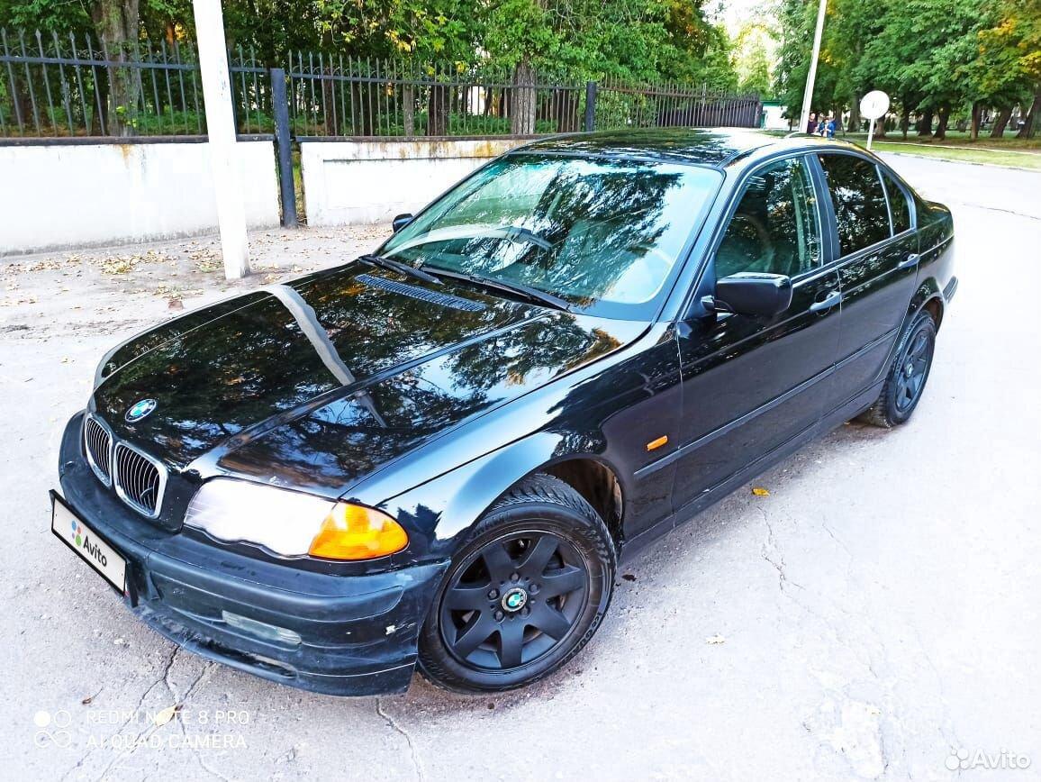 BMW 3 серия, 1998  89066585814 купить 1
