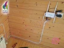 Интернет на дачу Антенна Модем Wi-Fi Роутер
