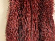 Жилетка из лисы — Одежда, обувь, аксессуары в Санкт-Петербурге