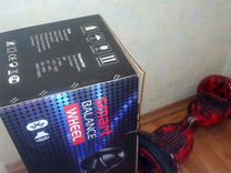 Продаю гироскутер Smart Balanse Wheel 10.5 дюймов