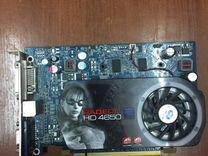 Видеокарта Radeon 4650 Sapphire 1Gb 128Bit DDR3