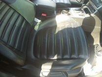 Кожаные сиденья Passat B6 универсал