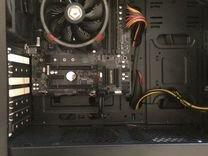 Игровой rayzen 5 2400G+GTX1060 3G
