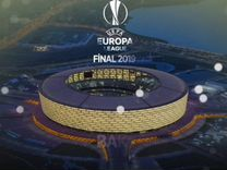 Челси - Арсенал. Финал Лиги Европы. 29 мая в Баку