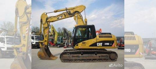 8db361abc Услуги - Аренда экскаватора caterpillar 319 в Московской области  предложение и поиск услуг на Avito — Объявления на сайте Авито