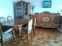 Столовый гарнитур дерево, ручная работа. Румыния — Мебель и интерьер в Великовечном