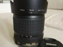 Nikon AF-S VR 18-105mm f/3.5-5.6G ED DX