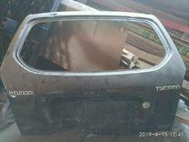 Крышка багажника Tucson