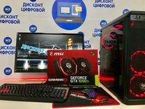 Дракон/i5-7400/3.5GHz/16G/SSD240G/GTX1050Ti-4G