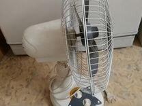 Вентилятор нерабочий