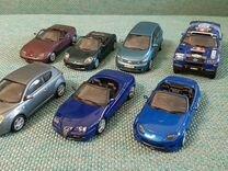 7 моделей 1:43