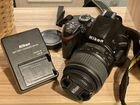 Зеркальный фотоаппарат Nikon d3200