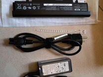 Блок питания и аккумулятор SAMSUNG