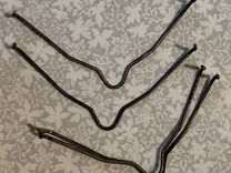 Тормозные колодки Mohave оригинал,задние583022JA00